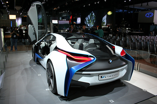 BMW Vision Efficient Dynamics Concept