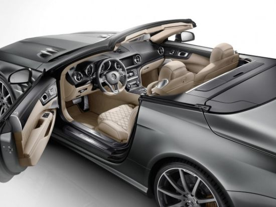 Юбилейный Mercedes-Benz SL 65 AMG «45th ANNIVERSARY»